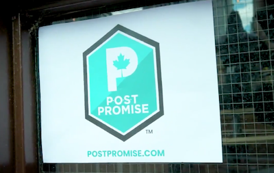 Labatt supports POST Promise